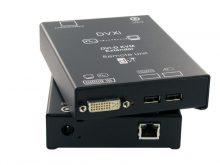 Déports KVM DVI USB IHSE