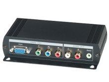 DVI/HDMi vers VGA/Composantes