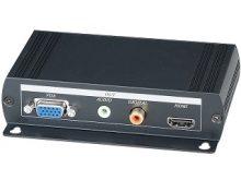 VGA (RVBHV) vers HDMi/DVI