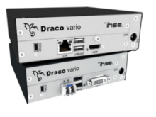 Déports KVM Draco IHSE