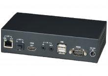 Solution KVM sur IP et Mur d'images